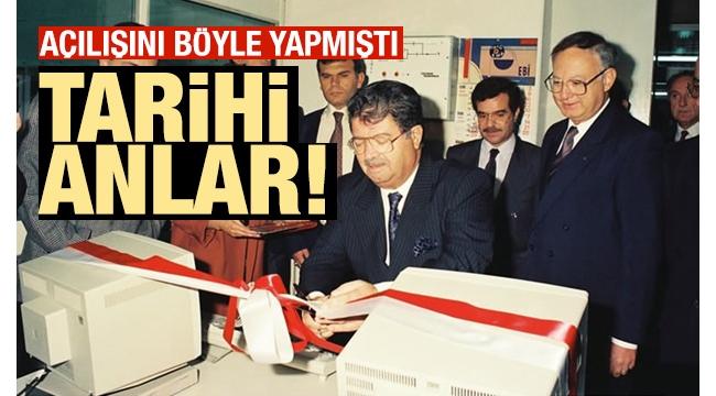 Turgut Özal 8. Cumhurbaşkanı