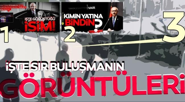 KemalKılıçdaroğlu'nun sır yat görüşmesinin fotoğrafları ortaya çıktı.