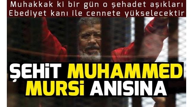 Muhammed Mursi kimdir?.