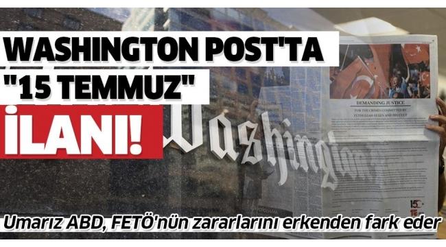 Washington Post'ta