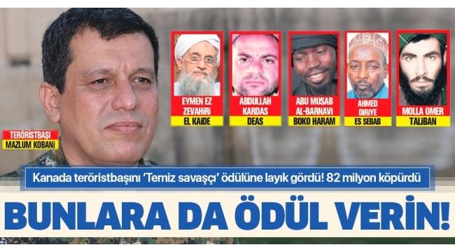 Kanada'dan skandal Şahin Cilo (Mazlum Kobani) daveti