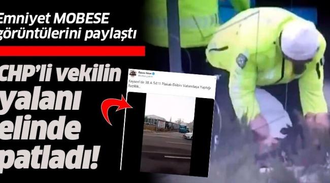 CHP'li vekil Özkan Yalım'ın