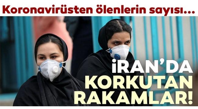 Son dakika: İran'da koronavirüs bilançosu ağırlaşıyor: Ölü sayısı 6'ya yükseldi..