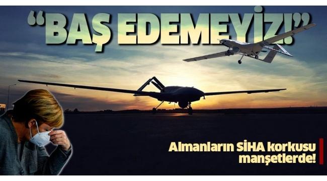 Türk SİHA'ları Alman basınında: