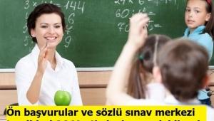 20 binsözleşmeli öğretmenatama başvuru dönemi!Sözleşmeli öğretmen atamabaşvurusu nasıl yapılır?