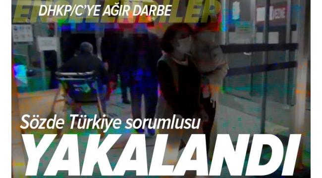 SON DAKİKA: Terör örgütü DHKP-C'ye ağır darbe: Sözde Türkiye sorumlusu Yasemin Karadağ yakalandı!