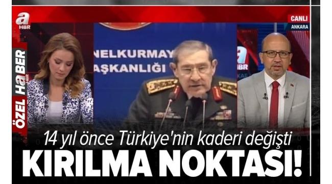 Türkiye için dönüm noktası! 27 Nisan e-Muhtırası:Ankara'daki güç mücadelesinin bir tezahürü oldu