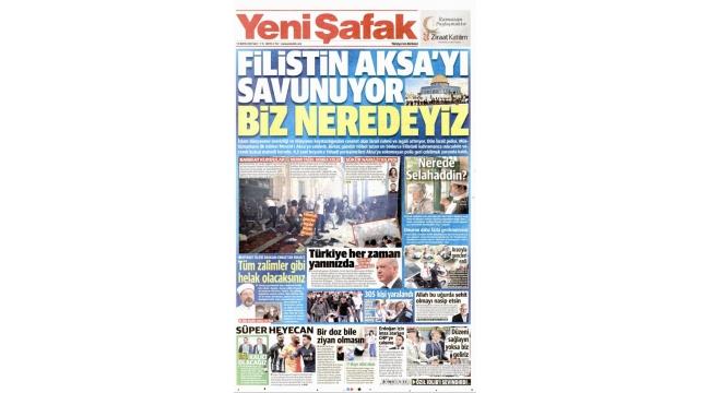 11 Mayıs 2021 Gazete Manşetleri