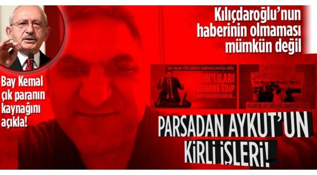 Belediyeleri haraca bağlayan CHP'li ParsadanAykut Erdoğdu'nun kirli işleri: Kılıçdaroğlu'nun haberinin olmaması mümkün değil