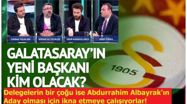 Galatasaray'da kim başkan olacak? Taht oyunları... İşte favori isim