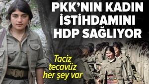 PKK'ya katılan kadınların yarısına HDP aracılık ediyor