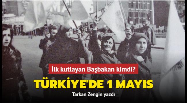 SON DAKİKA: 1 Mayıs provokasyonu: Taksim'e yürümek isteyen grup polis tarafından gözaltına alındı
