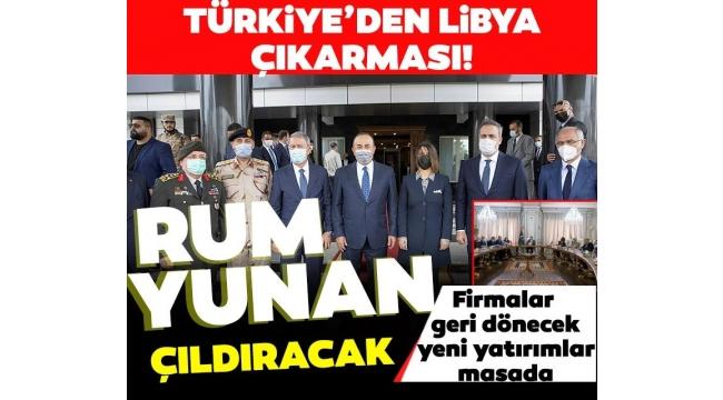 Son Dakika Haberi...Dışişleri BakanıMevlüt Çavuşoğlu:Libya'nın bağımsızlığına önem veriyoruz