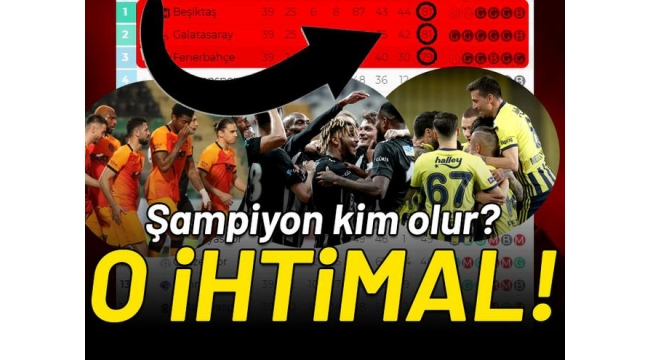 Son dakika - Süper Lig şampiyonuna büyük sürpriz! Transfere dev kaynak