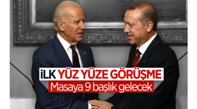 Erdoğan-Bidengörüşmesi öncesi TheWall Street Journal'dan dikkat çeken yazı: Karşınızdaki dedelerinizin Türkiye'si değil