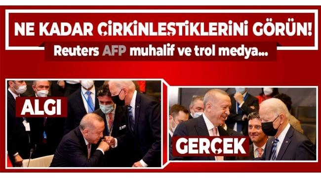İngiliz Financial TimesFETÖ'nün oyuncağı oldu! 'Başkan Erdoğan ve Biden'ın selamlaşması' üzerinden algı operasyonu...