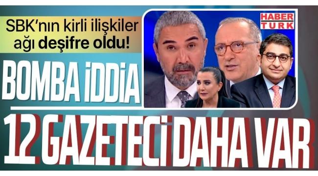 Sezgin Baran Korkmaz'ın kirli ilişkiler ağı deşifre oldu! Bomba iddia: 12 gazeteci daha var!