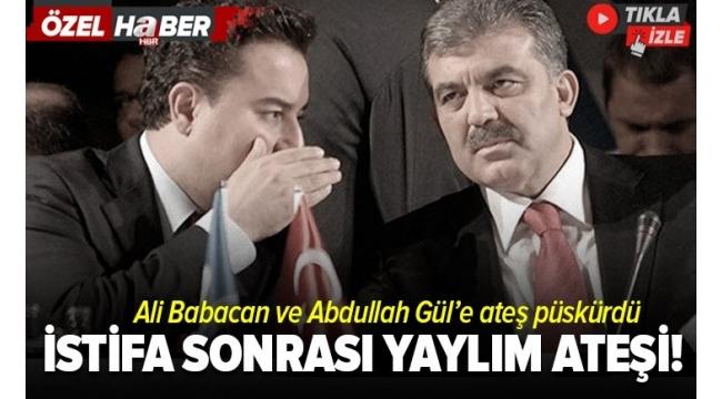 SON DAKİKA: Abdullah Gül'ün danışmanı Reşit Aydın istifa etti! Babacan ve Gül'ün Erdoğan'a kurduğu pusuyu anlattı