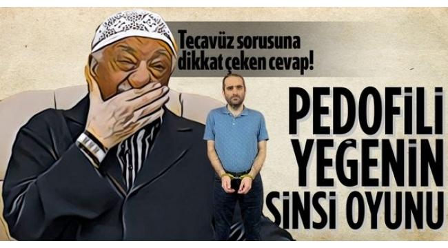 Son dakika haberleri: FETO'nun yeğeniSelahaddin Gülenkritik isimleri verdi