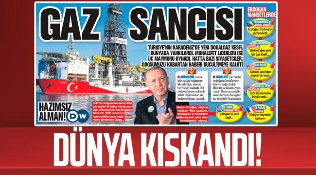 Türkiye, doğalgaz aramalarından vazgeçmedi mutlu sona ulaştı! Dünya kıskandı