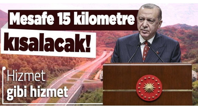 Başkan Erdoğan: 2053 ve 2071 vizyonlarımızın altyapısını kuruyoruz