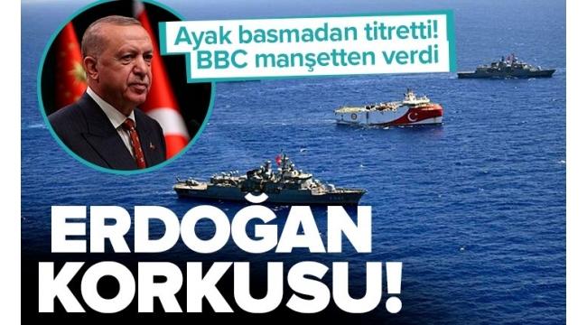 Başkan Recep Tayyip Erdoğan 20 Temmuz'da KKTC'ye gideceğini açıkladı!Avrupave Yunan'ınKıbrıspaniği