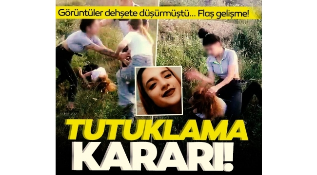 Son dakika haberler: Elif Çakal'ın arkadaşı tutuklandı! İstanbul'daki görüntüler kan dondurmuştu!