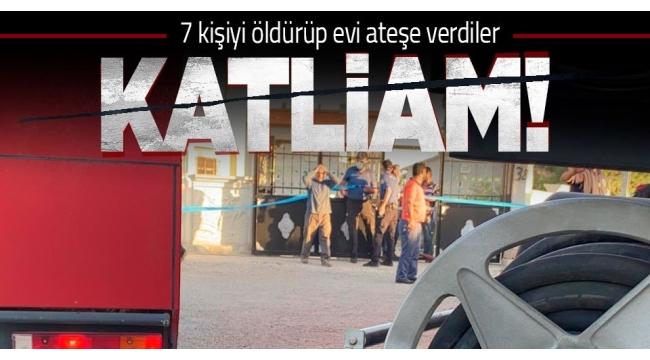 Son dakika:Konya'da katliam! 10 yıllık kedi kavgasında 7 kişi hayatını kaybetti