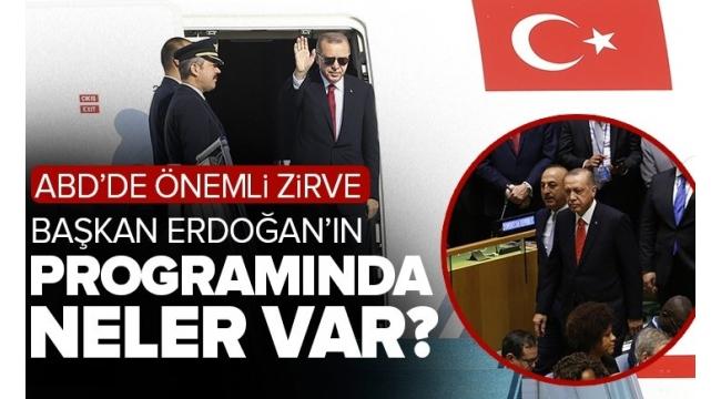 İletişim Başkanlığından Başkan Erdoğan'ın ABD ziyareti ile ilgili açıklama
